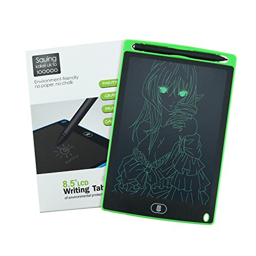 lcd Writing Tablet, Electronic Drawing Writing Board Portable Handwriting Notepad Doodle Pad Digital Writing Pad for Kids and Adults at Home School and Work Office Great Gifts for Kids