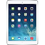 Apple iPad Air 16GB 9.7 WiFi + Cellular Unlocked Tablet - White with Silver (Certified Refurbished)