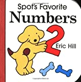 Spot's Favorite Numbers, Eric Hill, 0399231552