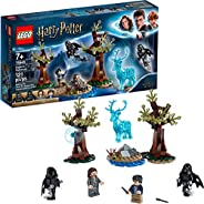 LEGO Harry Potter and The Prisoner of Azkaban Expecto Patronum 75945 Building Kit (121 Pieces)