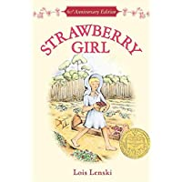Strawberry Girl 60th Anniversary Edition (Trophy Newbery)