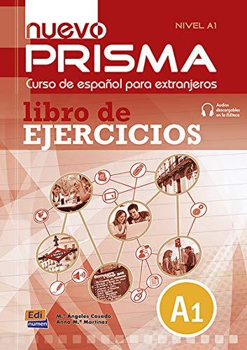 Nuevo Prisma A1   Libro De Ejercicios + CD