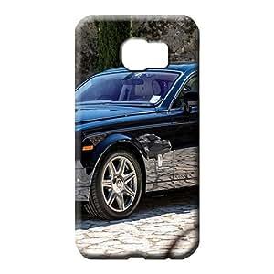 samsung galaxy s6 edge Strong Protect Scratch-free style phone back shells Aston martin Luxury car logo super