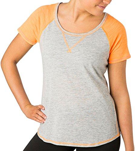 百早熟改修リーボック トップス シャツ Reebok Women's Baseball Training T-Shirt MghAtomicT [並行輸入品]