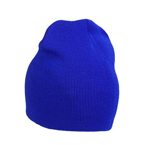 Azul de para Zafiro punto Gorro hombre Finger Little UwxgYCPqRn