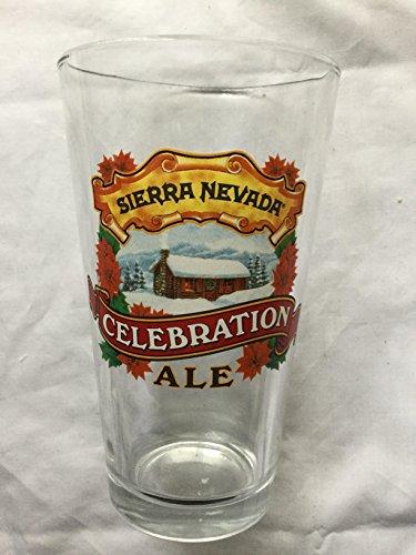 Sierra Nevada Ale Glass, Sierra Nevada Celebration (Sierra Nevada Celebration Ale)