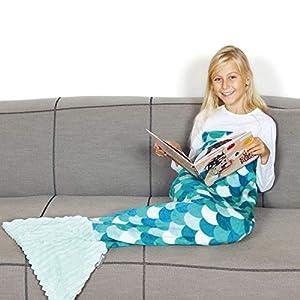 518DynPNEYL._SS300_ Mermaid Bedding Sets & Comforter Sets