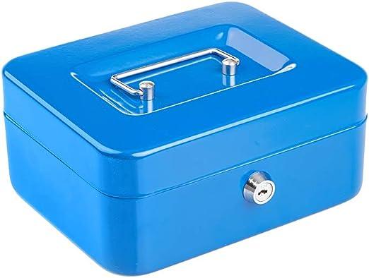 Caja de Seguridad - Caja de Seguridad con Cerradura de Acero para ...