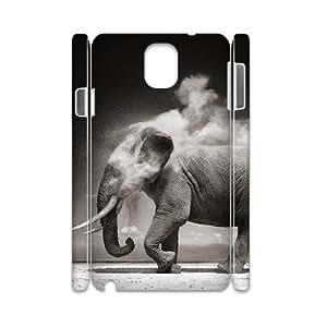 ANCASE Diy case Elephant customized Hard Plastic case For samsung galaxy note 3 N9000