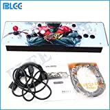 BLEE Hero of thestorm 4 Arcade Console 800 in 1 Classic Games Video Games Table Double Stick Arcade Console Support HDMI and VGA Output
