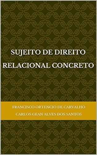 SUJEITO DE DIREITO RELACIONAL CONCRETO