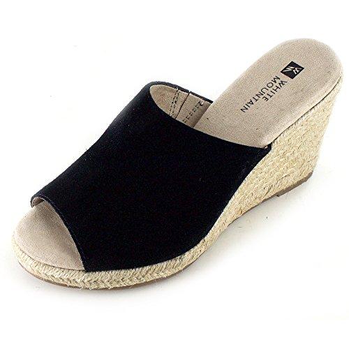 white-mountain-catori-womens-sandal-black-suede-8-m