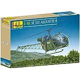Heller 80479 - Construction Et Maquettes - Se 313 Alouette Ii - Echelle 1/48ème