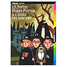 """Harry Potter a l'Ecole des Sorciers (French Audio Edition of """"Harry Potter and the Sorcerer's Stone"""")"""