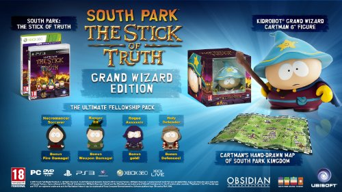 South Park Stick Of Truth Ps3