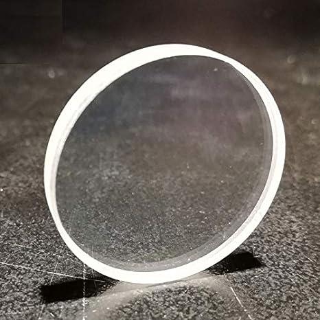 without brand 3pcs 37mm 1064 Fibra Protectora de la Lente láser * 7mm láser Gafas de protección de Windows (tamaño : 37mmx7mm)