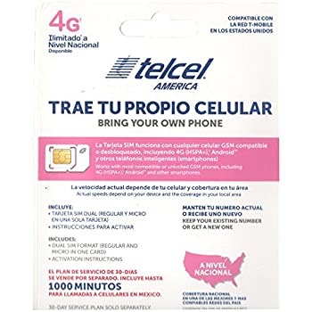 Amazon.com: T-Mobile Compatible SIM Card: Cell Phones ...