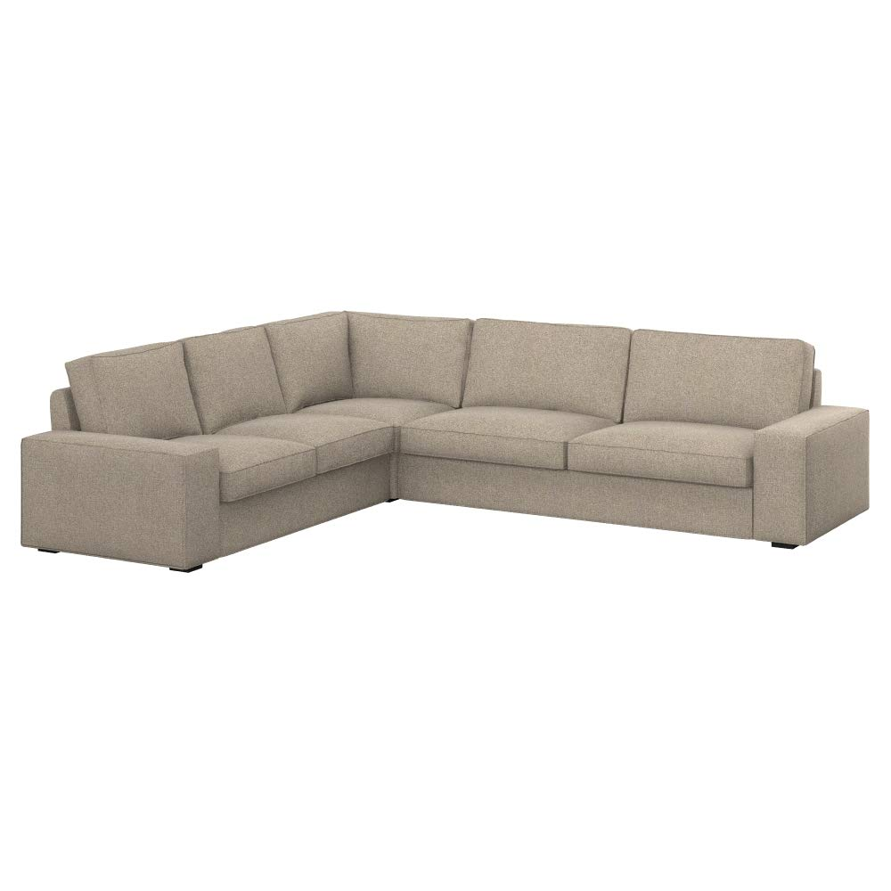 Soferia - Funda de Repuesto para cojín IKEA KARLSTAD: Amazon ...