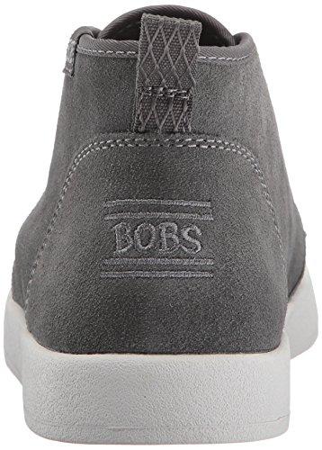 Skechers Bobs Från Womens Guppar B-älskade-tillfällig Parti Sneaker Träkol