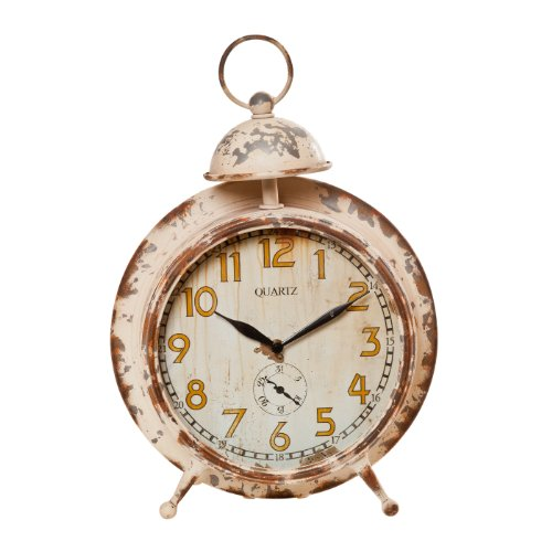 Wilco Imports Distressed Alarm Clock