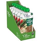 Plum Organics Mighty Veggie, Organic Toddler