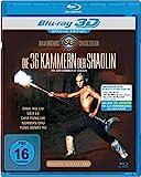 Die 36 Kammern der Shaolin (3d Shutter)-Shaw Bro [Blu-ray] [Import allemand]