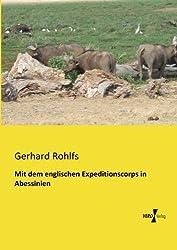 Mit dem englischen Expeditionscorps in Abessinien