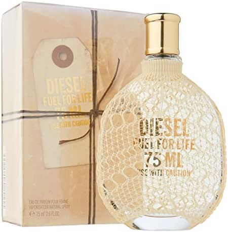 Diesel Fuel for Life Pour Femme by Diesel 75ml 2.5oz EDP Spray