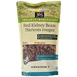 365 Everyday Value Organic Dried Red Kidney Beans, 16 oz