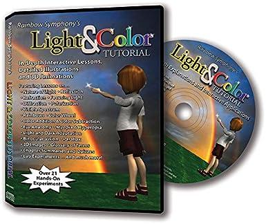 Amazon.com: Arco Iris Symphony Luz y color tutorial ...