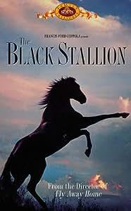 The Black Stallion [VHS]