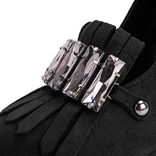 Salón Mujer 39 Guess Flmrn4fab14 Zapato De Black RUqC8g