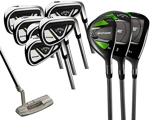 callaway edge golf clubs review