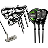 Callaway Unisex's Edge 10 Piece Golf Set-Right Handed, 10525 cm