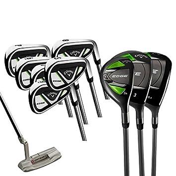 Callaway Edge - Juego de 10 piezas de golf para diestros ...