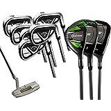 Callaway Unisex's Edge 10 Piece Golf Set-Right Handed, 10525 cm