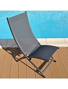 Lounge Summer Royal-Sillón, color Gris