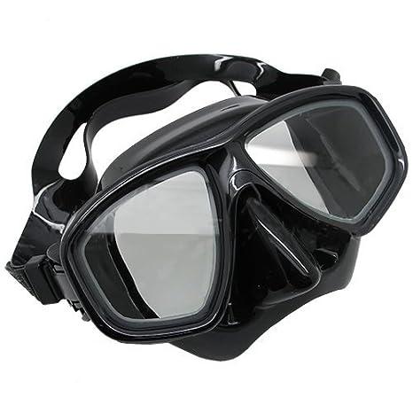 61c4214ab3 Scuba Choice Diving Dive Snorkel Mask Nearsighted Prescription (-1.0) RX  Optical Corrective Lenses