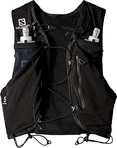 Salomon Unisex Adv Skin 5 Set Black Large by Salomon (Image #1)