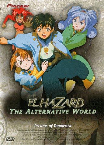 El Hazard: The Alternative World, Vol. 4: Dreams of Tomorrow
