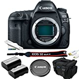 Canon EOS 5D Mark IV DSLR Camera ( Body Only ) – Deal-Expo Accessories Bundle