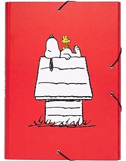 Agenda 2020 semana vista Premium Snoopy, 17 meses: Amazon.es ...