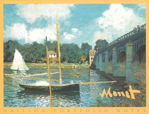 National Gallery of Art Monet Masterpieces Portfolio Notes