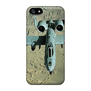 Hot Airplane Aircraft First Grade Tpu Phone Case For Iphone 5/5s Case Cover