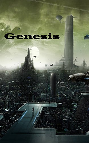 Genesis (Pillars of Creation Book 1) by [Tucker, David]