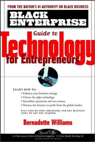 Download Black Enterprise Guide to Technology for Entrepreneurs Text fb2 ebook