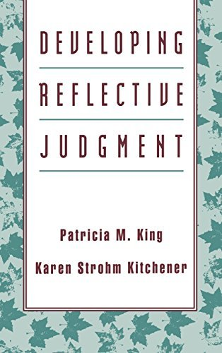 By King - Developing Reflective Judgement: 1st (first) Edition - http://medicalbooks.filipinodoctors.org