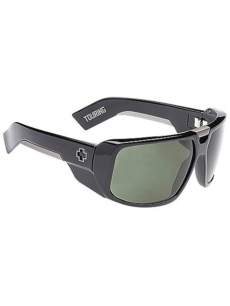 Spy - Gafas de sol - para hombre grey green/noir Talla única ...