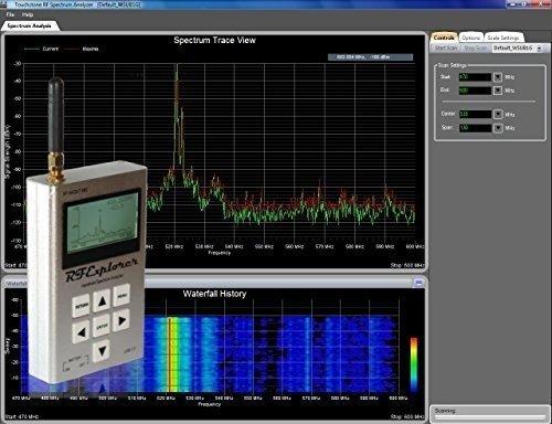 RF Explorer Handheld Spectrum Analyzer 6G Combo - Buy Online