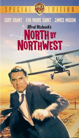 North by Northwest - Special Edition [VHS]